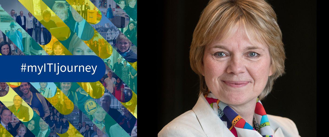 ITI President Charlotte Stilwell
