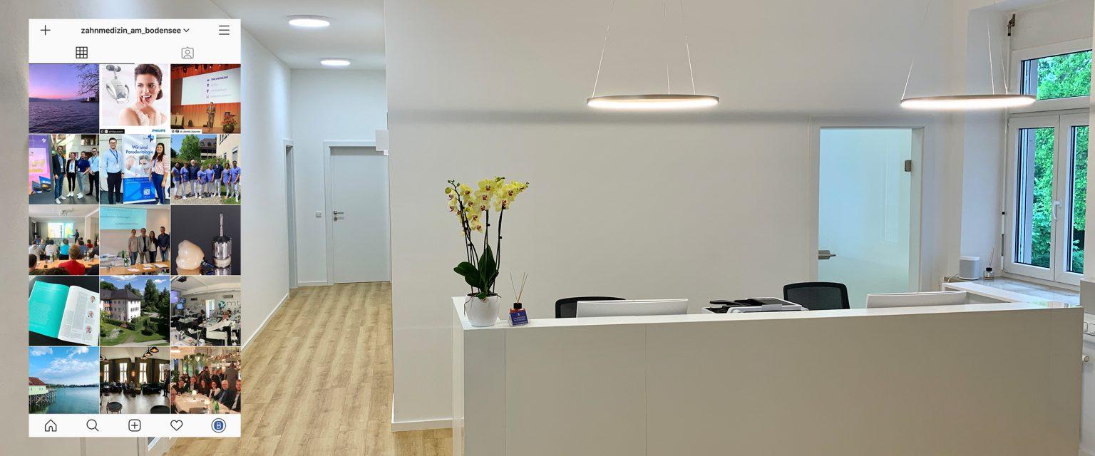 Dental practice marketing: Daniel Baumer office