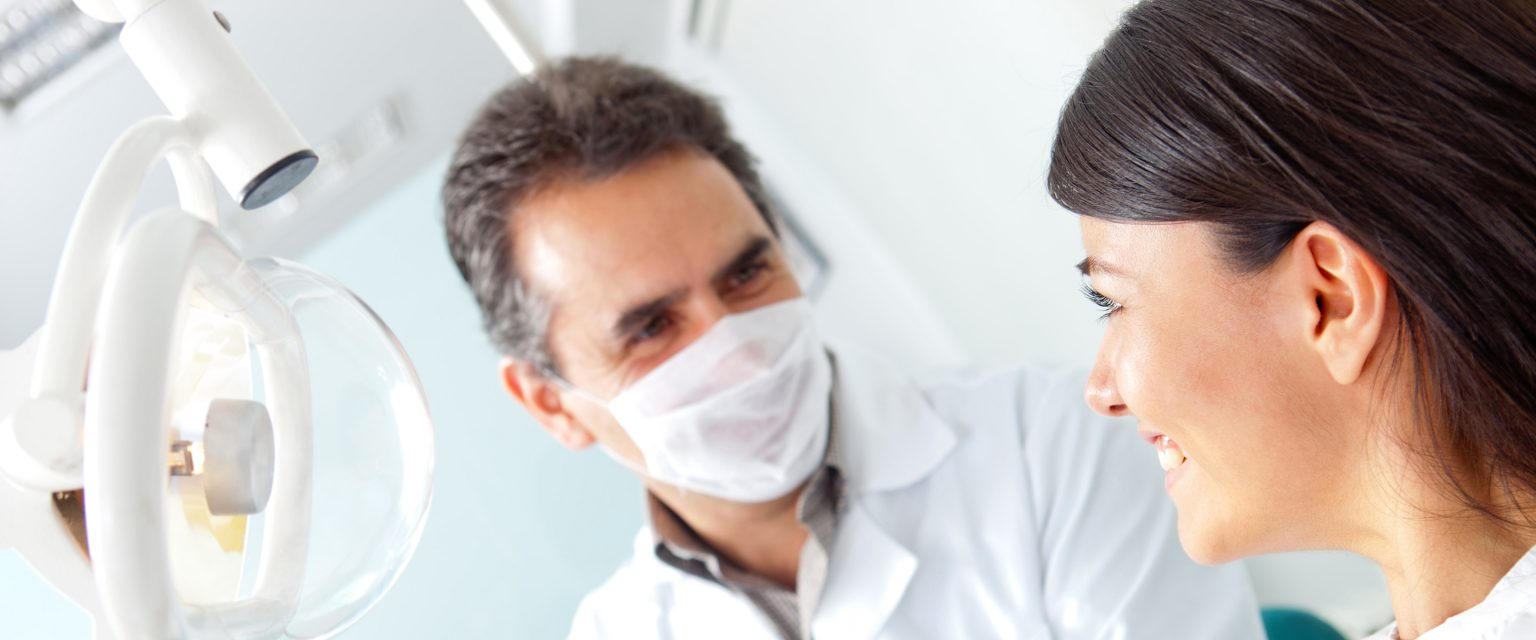 A mix of medicine and dental business
