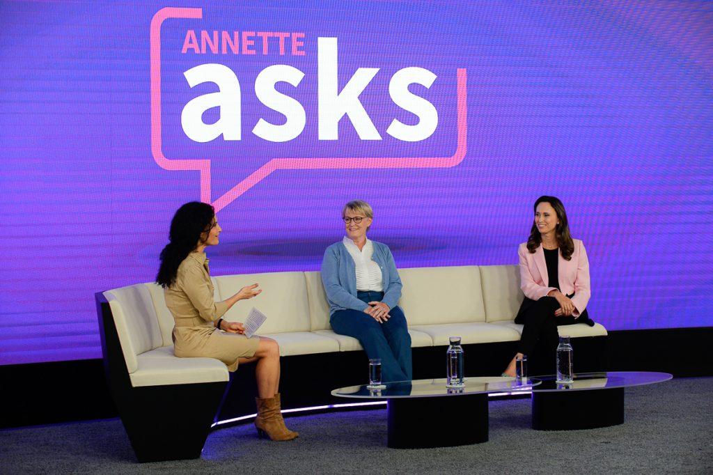 Annette Asks