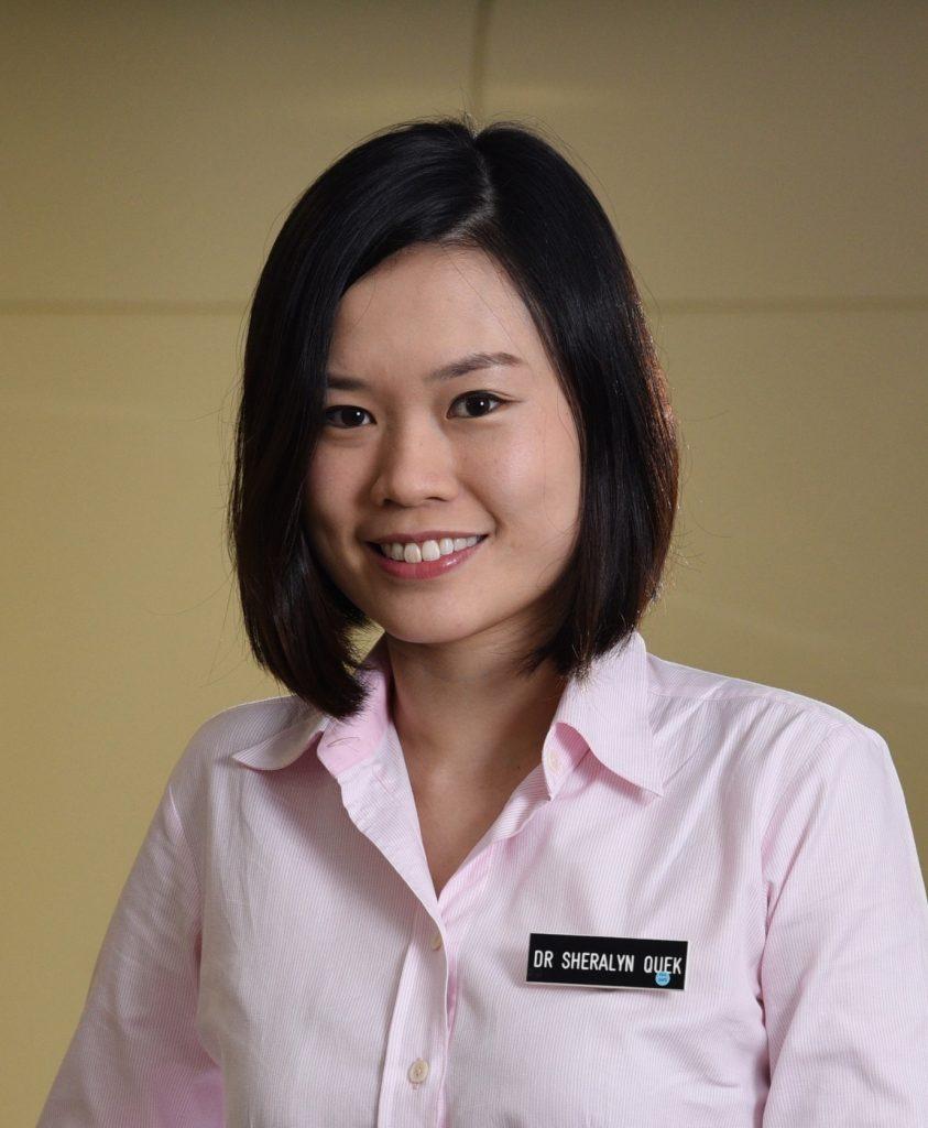 Dr Sheralyn Quek